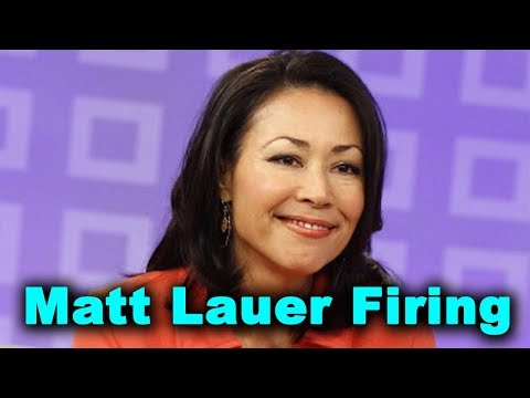 Ann Curry Responds To Matt Lauer Firing, Does She Address Coming Back To 'Today'?