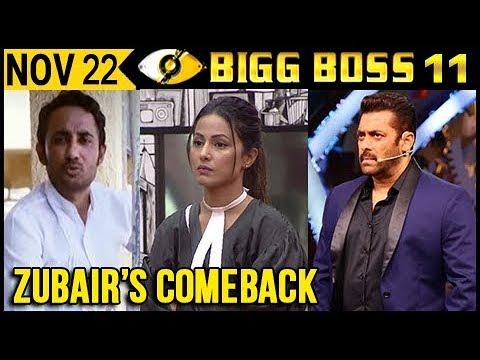 Salman Khan's Enemy Zubair Khans Comeback In Bigg