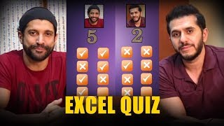 EXCEL Quiz: Farhan Akhtar and Ritesh Sidhwani Battle it out!