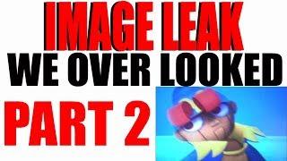 Image Leak We Overlooked - Part 2 - Super Smash Bros Ultimate