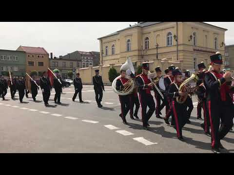 Wideo1: Powiatowy Dzień Strażaka w Krobi
