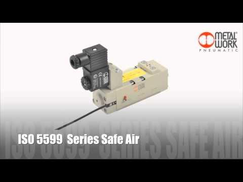 Metal Work Pneumatic #5 highlight 2015 ISO 5599 Series Safe Air