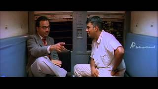 Anbe Sivam - Mathavan and Yugisethu train Comedy