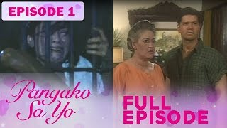 Nonton Pangako Sa Yo   Full Episode 1 Film Subtitle Indonesia Streaming Movie Download