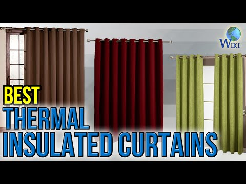 8 Best Thermal Insulated Curtains 2017
