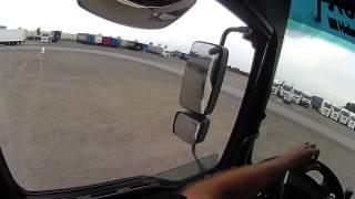 10. A kamionos. Forgózsámolyos pótkocsi (mit kezd vele egy kezdő) 2. rész