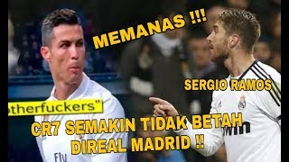 Video SEMAKIN MEMANAS !! Ronaldo dan Sergio Ramos terlibat perselisihan dan Tidak Saling Tegur MP3, 3GP, MP4, WEBM, AVI, FLV November 2017