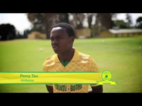 Percy Tau – Sky is the Limit