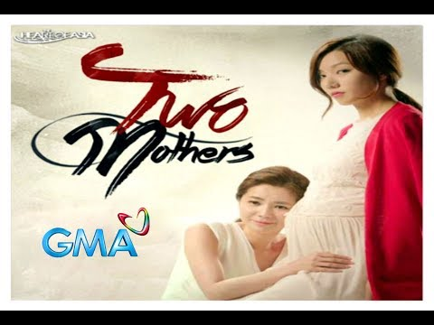 "TWO MOTHERS❤️ on GMA-7 Theme Song ""Maari Ba"" Beverly Caimen MV with lyrics"