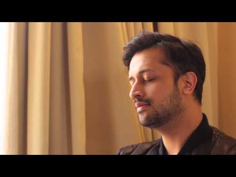 Atif Aslam Singing 'Jeena Jeena' From Badlapur