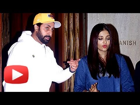 Aishwarya Rai, Abhishek Bachchan Go On A Date | Sp