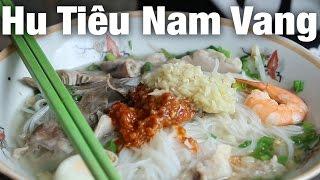 Hu Tieu Nam Vang - Popular Street Food Noodles In Vietnam