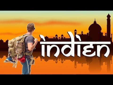 INDIEN - zwischen Arm & Reich (3 Wochen Backpacking ...
