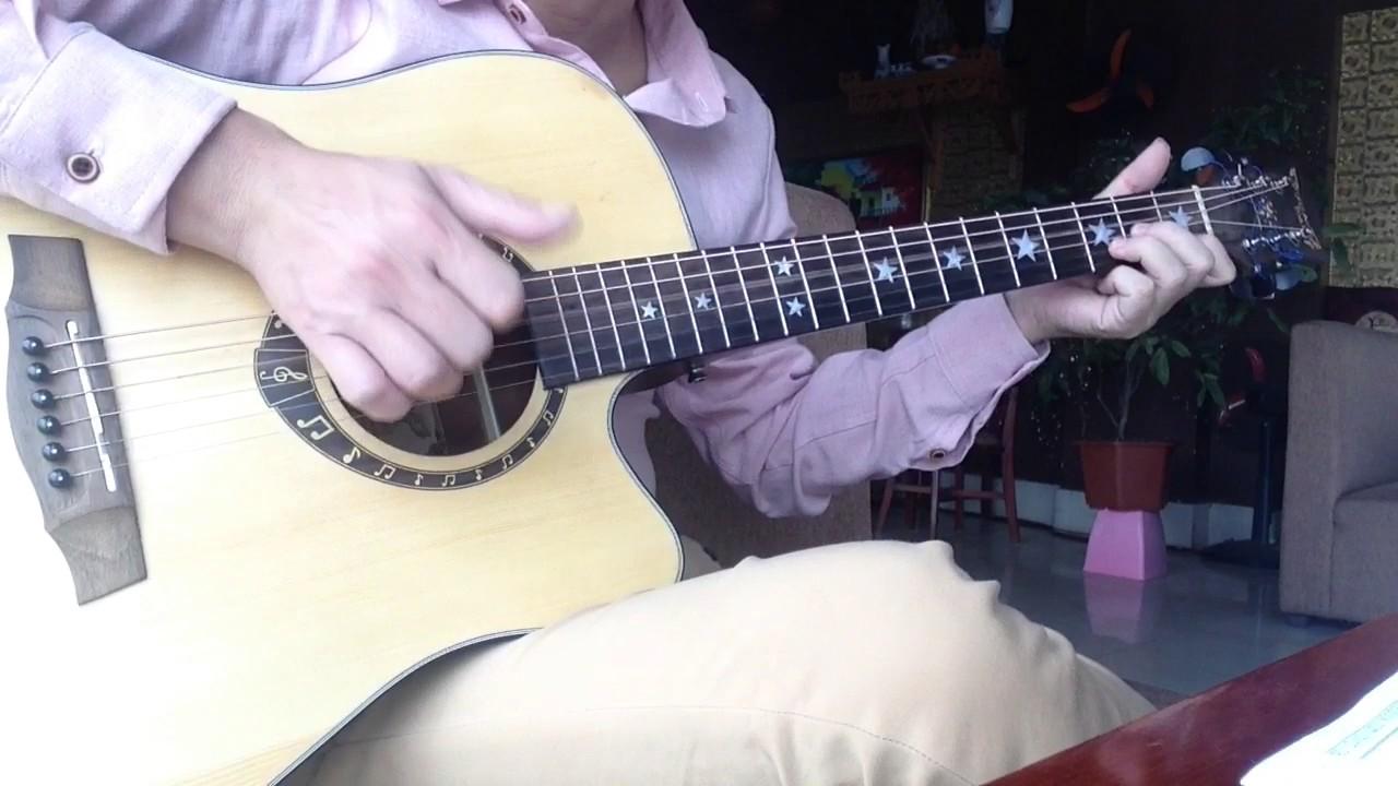 LẠC TRÔI (Sơn Tùng MTP)- Guitar acoustic cover – đệm hát – hợp âm chuẩn