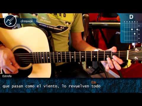 Como Tocar The Man Who Sold The World (Nirvana) en guitarra acustica ...