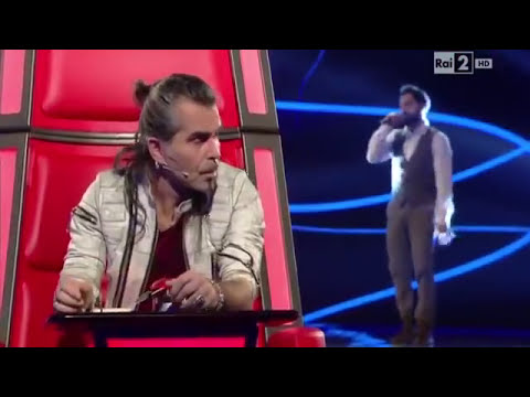 the voice - fabio curto - take me to church