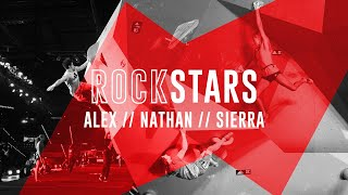 Adidas ROCKSTARS with Nathan Phillips, Sierra Blair-Coyle and Alex Waterhouse by Andrew MacFarlane