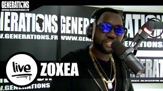 Zoxea - 40 Mesures D'un Pro (Live des Studios de Generations)