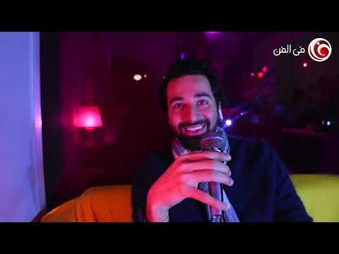 """كاميرا في الفن تحاور أحمد حاتم: لم أكن مرشحا لـ """"قصة حب"""""""