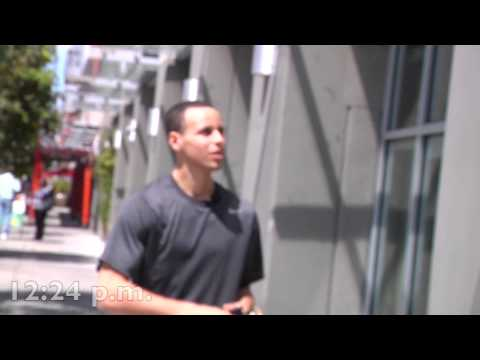 Day in The Life - Golden State Warriors guard Stephen Curry takes you through what a day in his life looks like for a home game in the Bay Area.