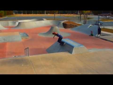 Brunswick Skatepark With Justin Arroyo | HD