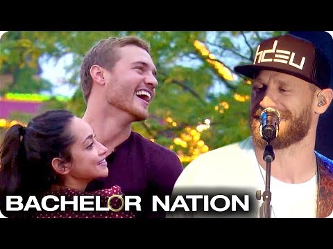 Most Awkward Date EVER! (Feat. Chase Rice) | The Bachelor