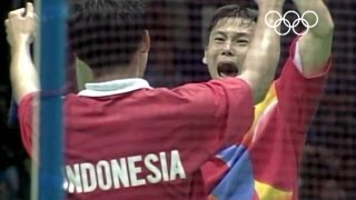 Video 20 years of Badminton in the Olympic Games - 1992 to 2012 MP3, 3GP, MP4, WEBM, AVI, FLV Oktober 2018
