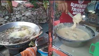 Video AYAM GORENG MODEL BARU AYAM GEPUK MAKMUR |  AYAM GEPREK | FRIED CHICKEN | INDONESIAN STREET FOOD MP3, 3GP, MP4, WEBM, AVI, FLV November 2018