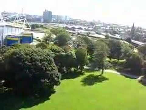 Video aéreo del KC Stadium