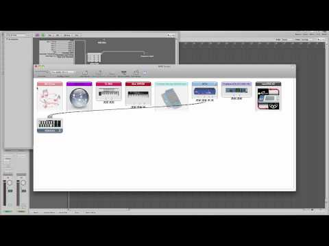 01 How to install Novation Automap with Logic 9.1.3