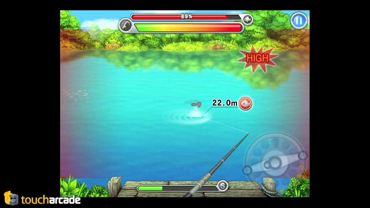 Ta plays 39 fishing superstars 39 an arcade fishing game for Arcade fishing games