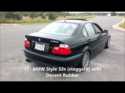 E46 BMW 328i Sport Saloon Walk Around and Exhaust Sound