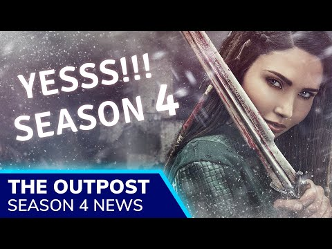 THE OUTPOST Season 4 Renewed by The CW for 2021 Despite Season 3 Declining Viewer Ratings