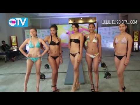 Impresionante Casting de Modelos de Nicaragua Diseña 2016