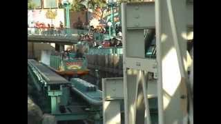 Video of Disneyland and Disney's California Adventure in Anaheim, CA.  Lots of roller coaster and dark ride footage.  For more theme park and roller coaster videos please visit www.themeparkreview.comPlease note - onride footage in this video was taken with permission from the park and filmed by professional ride photographers. Please DO NOT attempt to take video on roller coasters without proper permission from the park as filming on rides can be DANGEROUS!!!To order our Theme Park and Roller Coaster DVDs click: http://www.themeparkreview.com/order.htmEditor: Robb Alvey