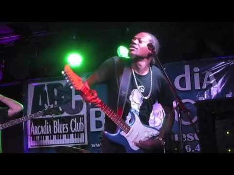 Eric Gales~Hendrix, Beethoven, Led Zepplin, ACDC, Hendrix, Star Spangled Banner