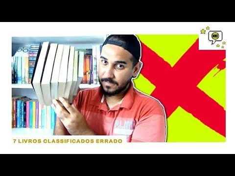 7 Livros Classificados ERRADO | Na Minha Estante