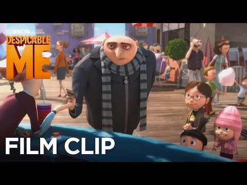 Despicable Me - Clip: 'It's So Fluffy'