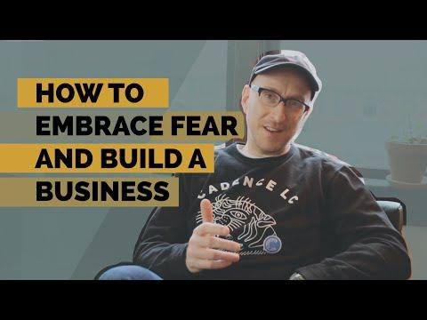 How to Embrace Fear and Build a Business   Aram Arslanian   Cadence Leadership President & CEO