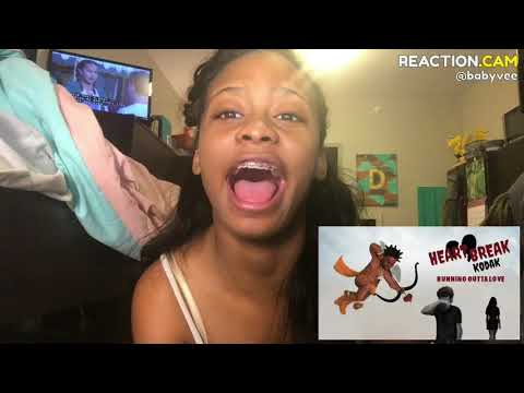 Kodak Black - Running Outta Love [Official Audio] |REACTION|