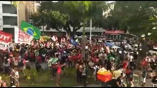 Manifestação em Aracaju