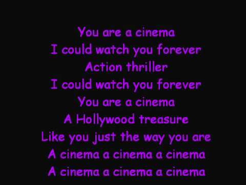 benny benassi Ft. gary go - cinema lyrics