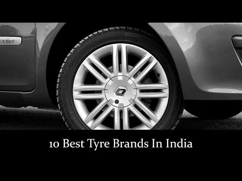 10 Best Tyre Brands In India