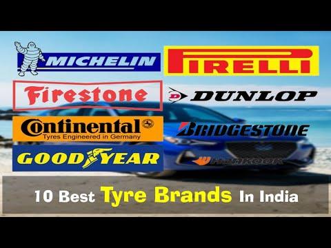 10 Best Tyre Brands In India