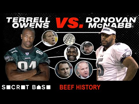 Video: Terrell Owens' beef with Donovan McNabb was must-see TV