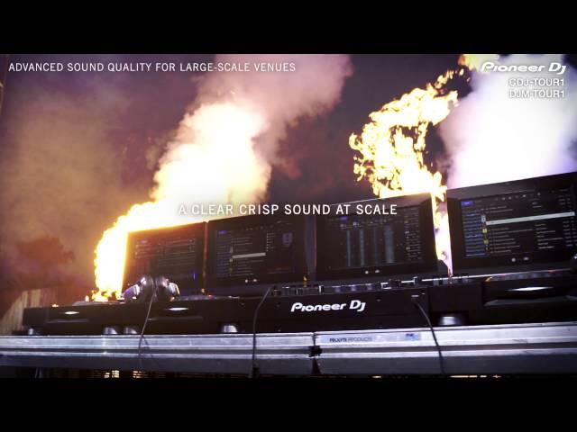 Pioneer DJ TOUR System CDJ-TOUR1 & DJM-TOUR1 Official Introduction