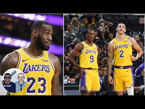 Will LeBron's Lakers play with pace and who will be in crunch-time lineup? | Jalen & Jacoby