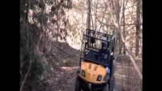 2. 2010 Cub Cadet Volunteer UTV in-action video review
