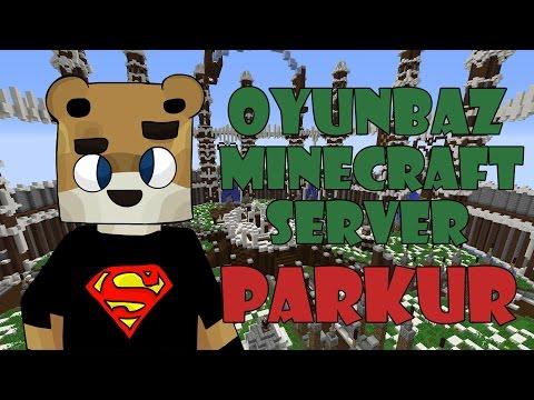 Oyunbaz Minecraft Server – PARKUR