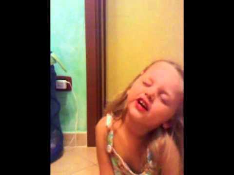 giulia canta emma marrone - meravigliosa!